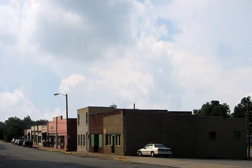 sc landscape smalltown
