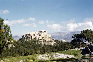 John Schneider (Greece - The Acropolis - March 1958)(2)