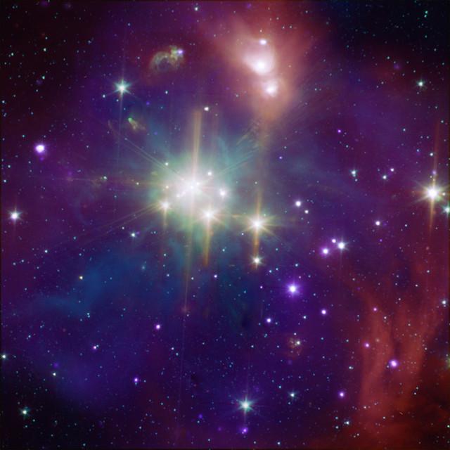 Coronet Cluster