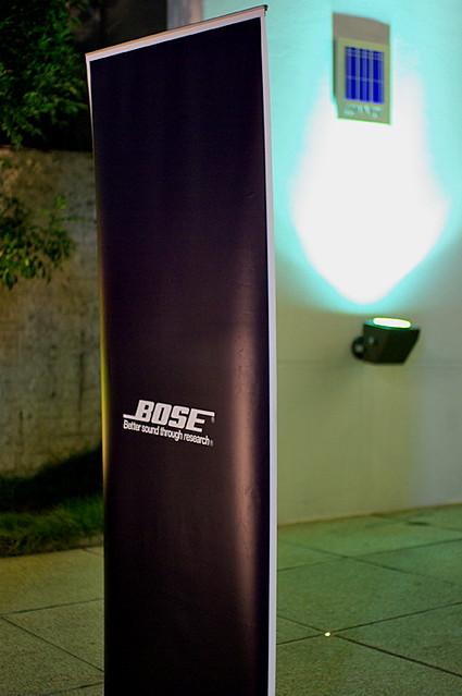 Photo:BOSE signboard By HAMACHI!