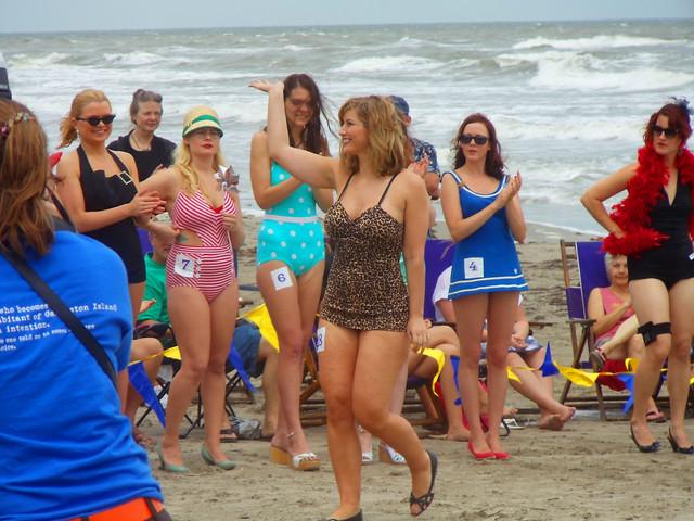 Galveston Island Beach Revue