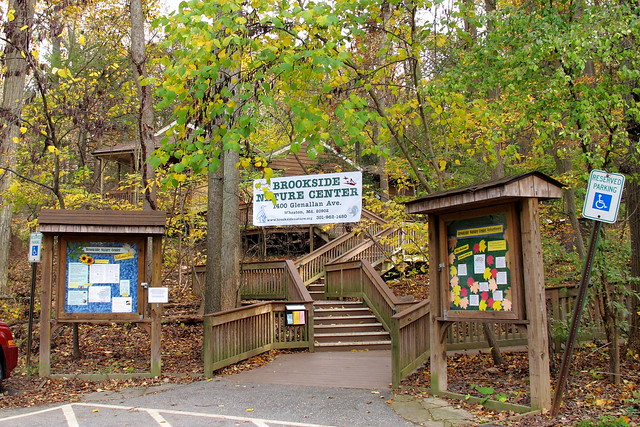 Brookside Nature Center Maryland