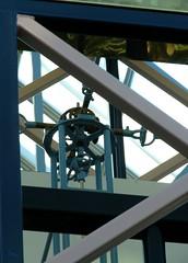 Portage Place Clock