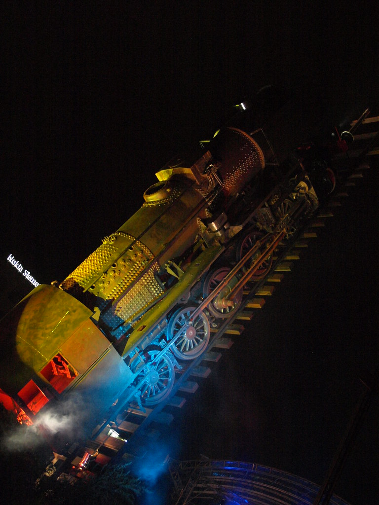 Train to the heaven, Wroclaw 2010