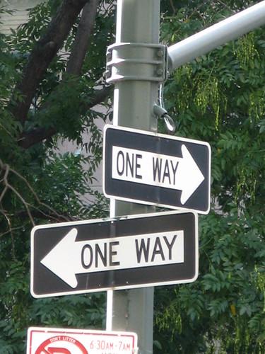 Both Ways....