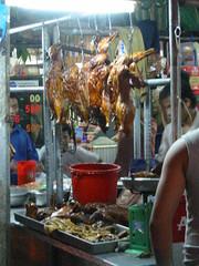 Hot Food Stall, Boulevard Monivong, Phnom Penh