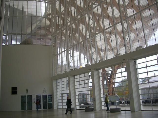metz 57 centre pompidou metz mus 233 e d moderne architectes shigeru ban et jean de