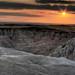 Badlands Sun (HDR) by bryanscott