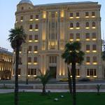 European-inspired Architecture - Baku, Azerbaijan