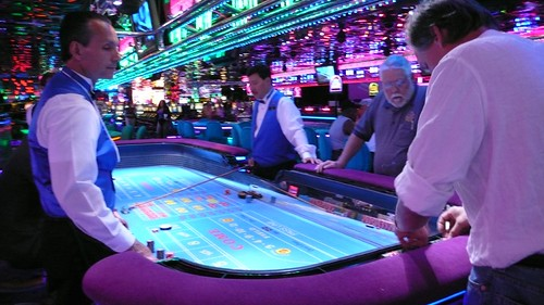 Craps bets to avoid in online casinos