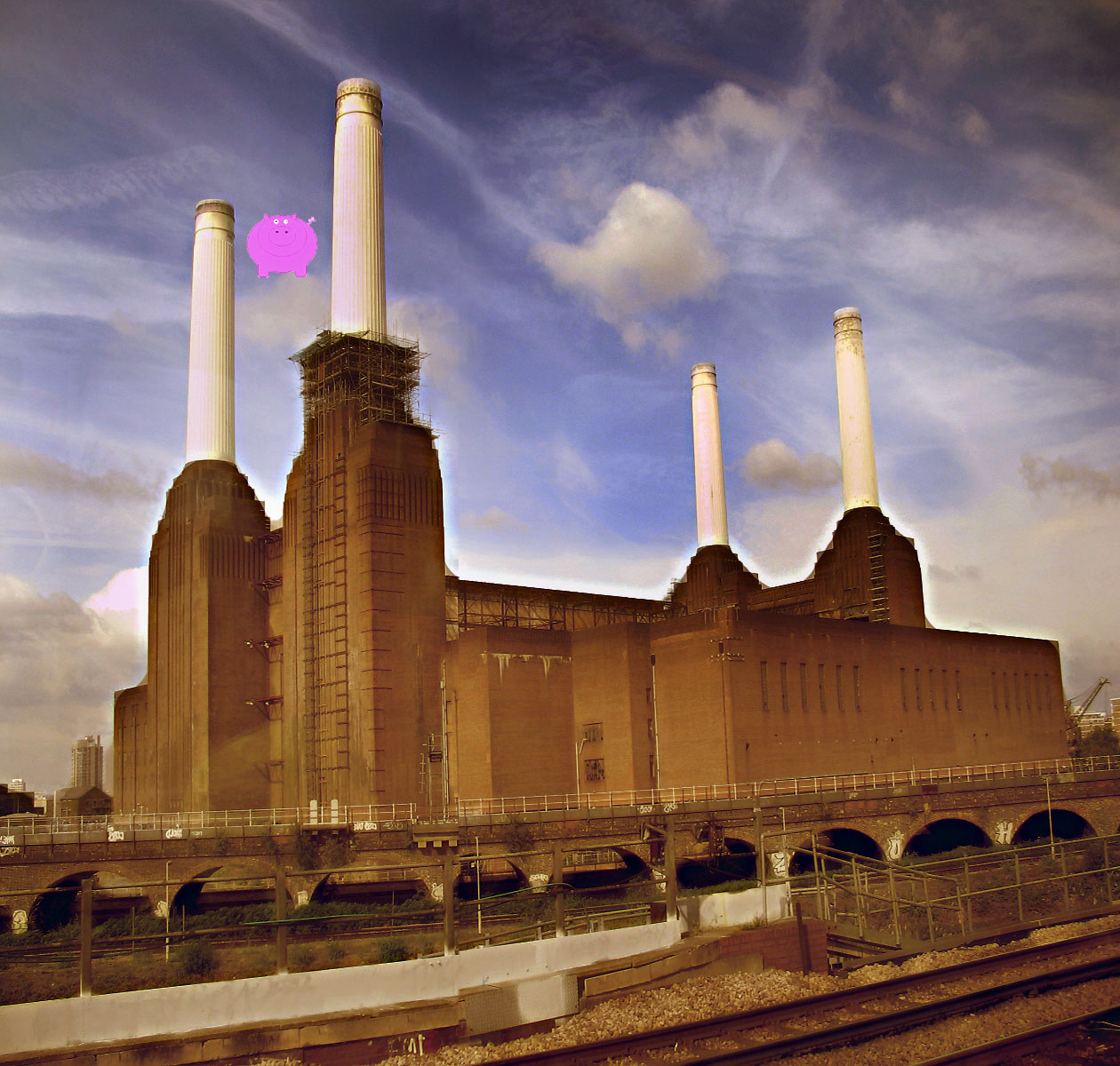 Pink floyd animals -  Animals Pink Floyd Photo 36