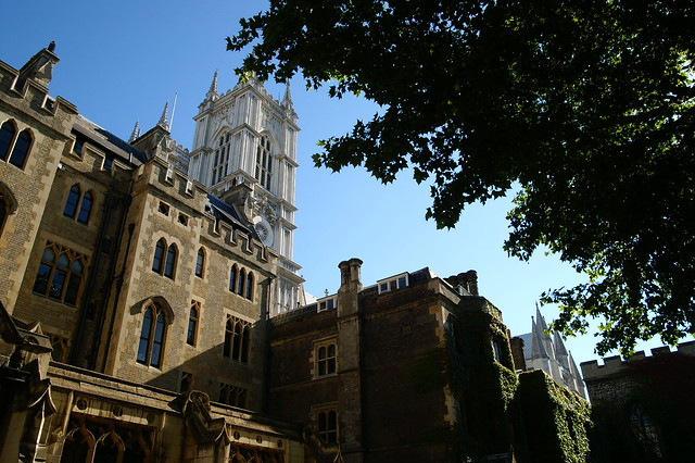 Photo:Westminster Abbey By Hyougushi
