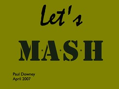 Let's M*A*S*H