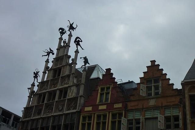 290 - Gent, Gand, Gante