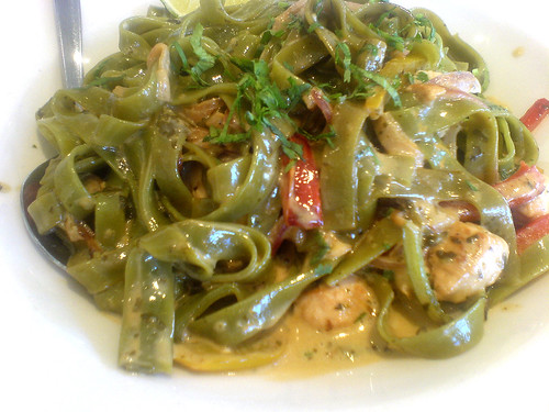 Chicken Tequila Fettuccine, Pasta, California Pizza Kitchen, FX777 ...