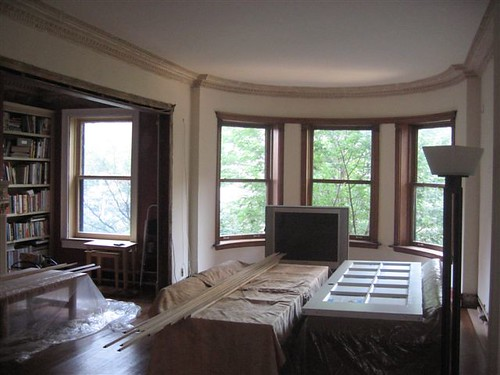 Living Room Renovation