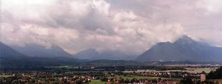 Panorama de Salzburg