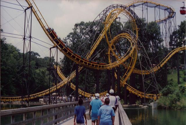 Loch Ness Monster Busch Gardens Flickr Photo Sharing