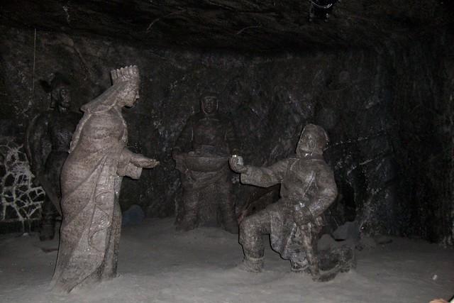 Wieliczka Salzbergwerk
