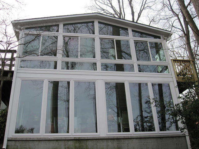 2 Story Sunroom Flickr Photo Sharing