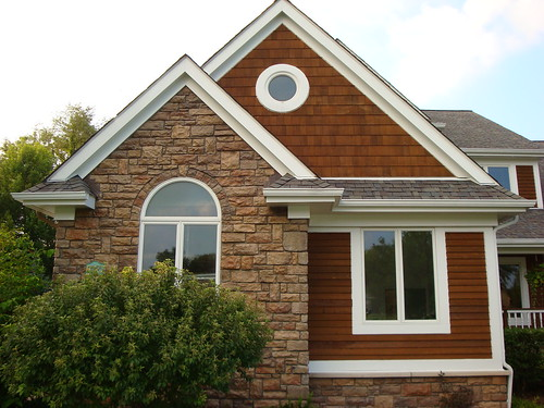 Bloomfield Construction - Cedar Lap & Shingle Siding