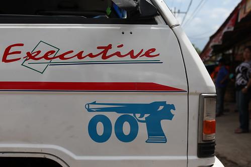 Executive 007, by Paul Keller