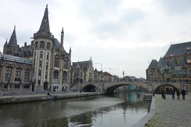 309 - Gent, Gand, Gante