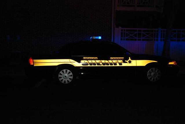Fairfax County Car Crash Old Keene Mill