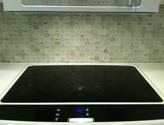 Ceramictec Tile installs Walker Zanger backplash