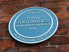 Photo of Blue plaque № 4802