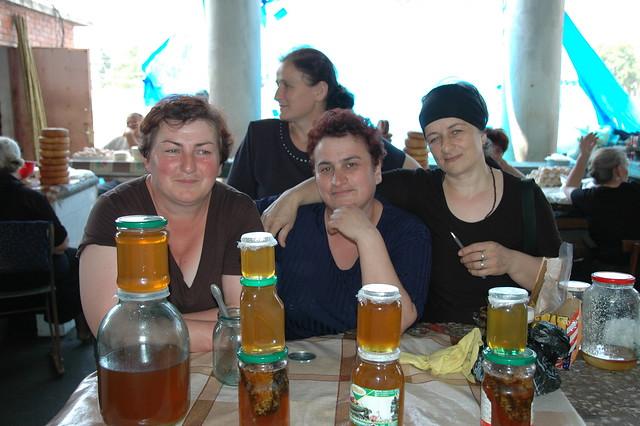 Friendly Vendors - Zugdidi, Georgia