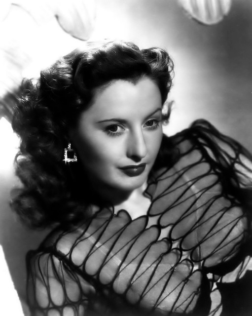 Barbara Stanwyck - Gallery Colection
