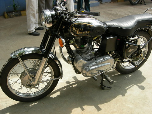 Royal Enfield Electra Classic in India 2