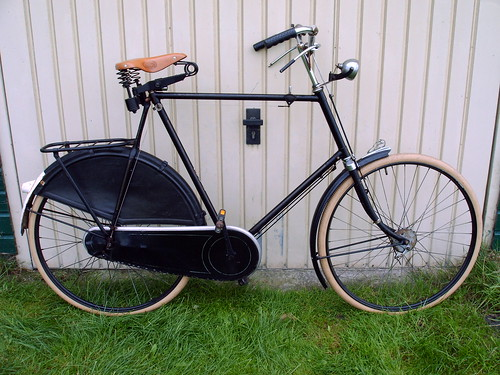 1956 Gazelle No.1