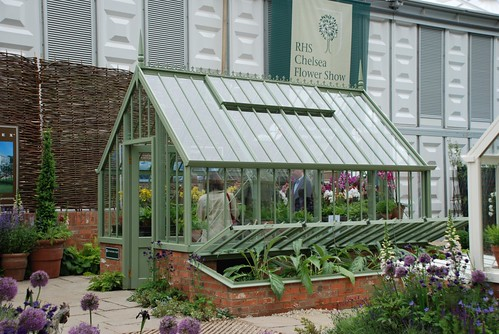 Our Scotney Greenhouse at Chelsea Flower Show 2007