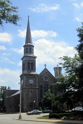 NJ - Morristown: Morristown United Methodist Church