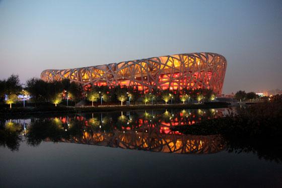 קן הציפור, האצטדיון האולימפי, צילום: אדריכל דוד לב