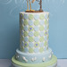 Rac's Baby Shower Cake by Rouvelee's Creations