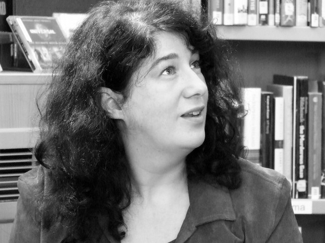 Joanne Harris at Humber Mouth 2007