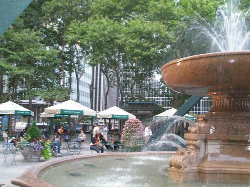 Bryant Park  Nueva York