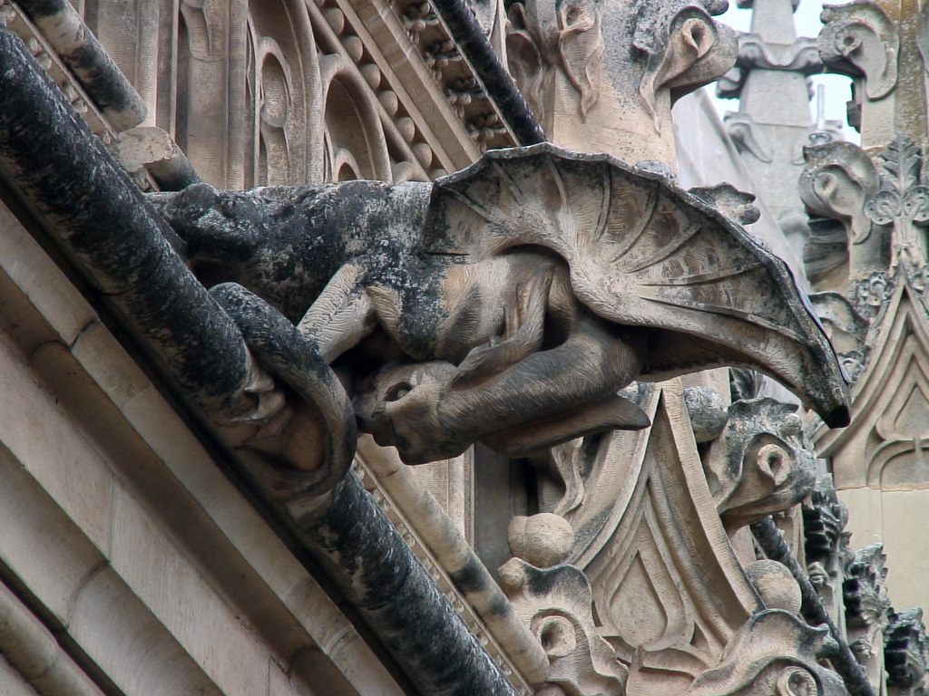 Gargoyles and grotesques around the world «twistedsifter