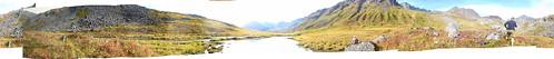 Hatcher Pass panoramic