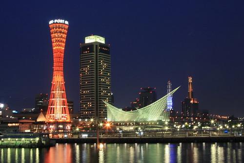 4-58神戶港夜景