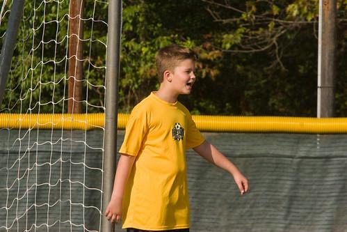 Matthew in Goal