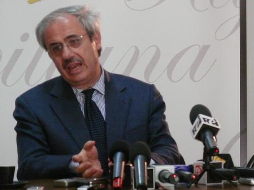 Processo a Lombardo, in aula boss D'Aquino