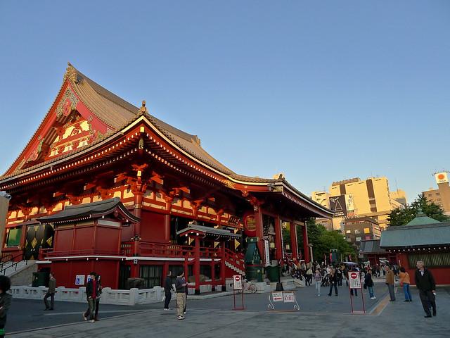 Asakusa - Sensoji Temple