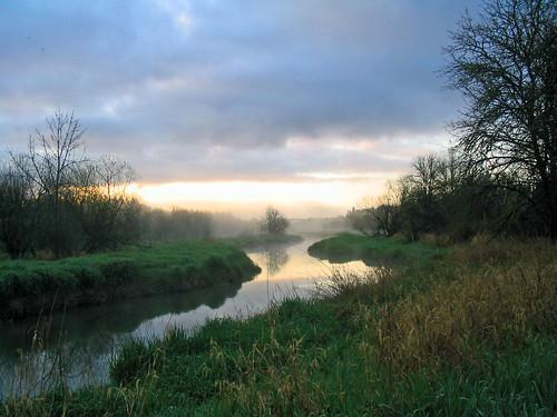 nature vancouver sunrise washington