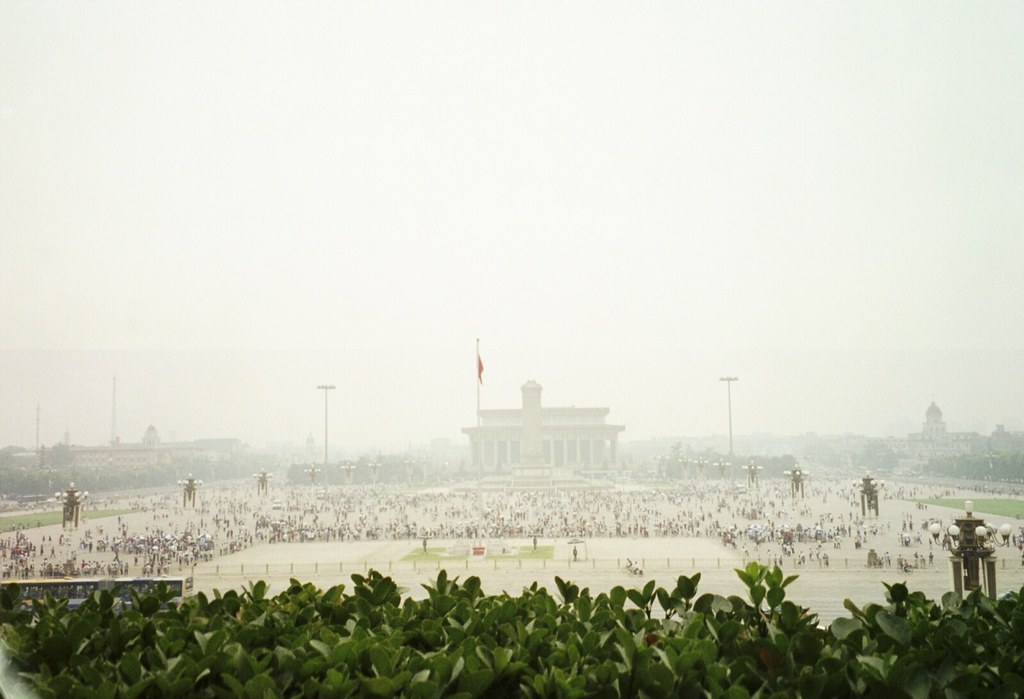 Beijing smog!