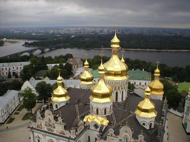 Kiev-Pecherska Lavra Monastery by anaroza, on Flickr
