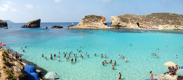 La Laguna blu / The blue Lagoon (Malta)